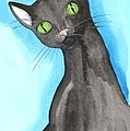 Black Cat Magic by JoLynn Potocki
