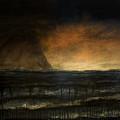 Black Day At The Beach - Bp by    Michaelalonzo   Kominsky
