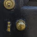 Black Door by Margie Hurwich