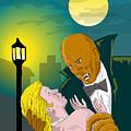Black Dracula by Aloysius Patrimonio