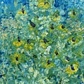 Black-eyed Susans by Christopher O'Kelley