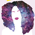 Black Girl Magic Sparkle by Karissa Tolliver