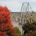 Black Hawk Bridge by Betsy Stahl