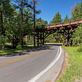 Black Hills Bridge 1 by John Brueske