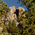 Black Hills Rock Feature by Mike Oistad