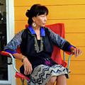 Black Hmong Sapa 1 by Thu Nguyen