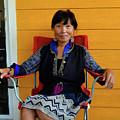 Black Hmong Sapa 3 by Thu Nguyen