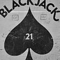 Black Jack  by Valerie Brown