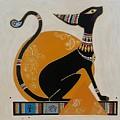Black Kitten by Svetlana Rudiak