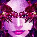 Black Orchid Eyes by Seth Weaver