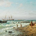 Black Sea Coast by Lev Feliksovich