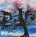 Black Tree by Suzanne  Marie Leclair