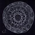 Black Zen 2 by Kitty Perkins