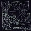 Black Zen 4 by Kitty Perkins