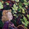 Blackberry Elf by Susan Moore