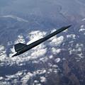 Blackbird Going Supersonic by Erik Simonsen