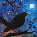 Blackbird Singing by Robin Maria Pedrero
