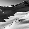 Blackcomb Backcountry by Ian Stotesbury