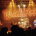 Blackfoot On Stage by Rich Fuscia
