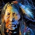 Blackfoot Woman by Paul Sachtleben