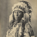Blackheart Ogalalla Sioux by Celestial Images