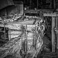 Blacksmith Bench by Stanton Tubb