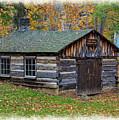 Blacksmith Shop by John M Bailey