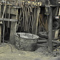 Blacksmith's Bucket by Jan Amiss Photography