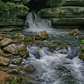 Blanchard Springs by Larry Pegram