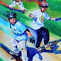 Blasting Boarders by Hanne Lore Koehler