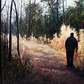 Blazing Autumn by Michel McNinch