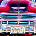 Blazing Chevy by Kasia Bitner