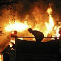 Blazing Fire by Jack Dagley