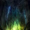 Bleak Swamp by Philip Straub