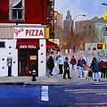 Bleecker Street by John Tartaglione