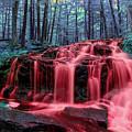 Bleeding Falls 1 by Brian Hale