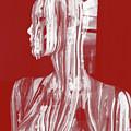 Bleeding Mannequin by Fei A