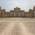 Blenheim Palace by Clare Bambers