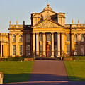 Blenheim Palace Entrance by Jeremy Hayden