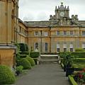 Blenheim Palace Gardens by Bruce Gourley