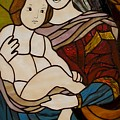 Blessed Art Thou Among Women-mary by David Gomm