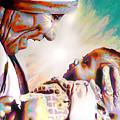 Blessed Mother Teresa by Steve Gamba