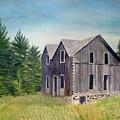 Blind River Homestead by Doug Goodale