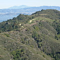Blithedale Ridge On Mount Tamalpais by Ben Upham III