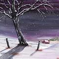 Blizzard Beauty by Jack G  Brauer