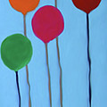 Blocks And Balloons by Deborah Boyd
