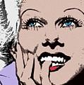 Blond Bombshell by Otis Porritt