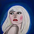 Blonde by Sandra Marie Adams
