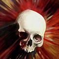 Blood Skull by Todo Brennan