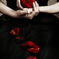 Bloody Rose by Cambion Art